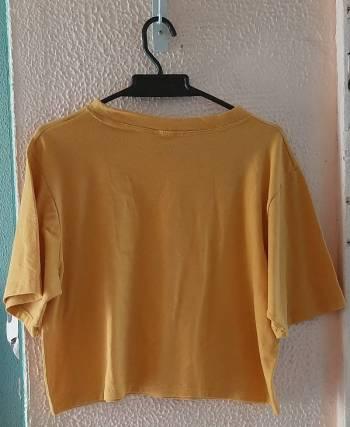 Foto Carousel Producto: Camiseta mostaza  GoTrendier