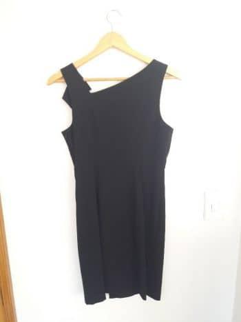 Foto Carousel Producto: Vestido corto negro Kenneth Cole GoTrendier