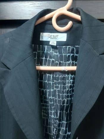 Foto Carousel Producto: Chaqueta Le Suit GoTrendier