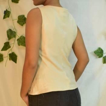 Foto Carousel Producto: Blusa con lazo, tela sedosa GoTrendier