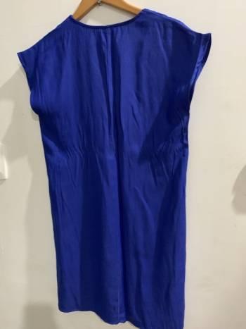 Foto Carousel Producto: Vestido azul rey  GoTrendier