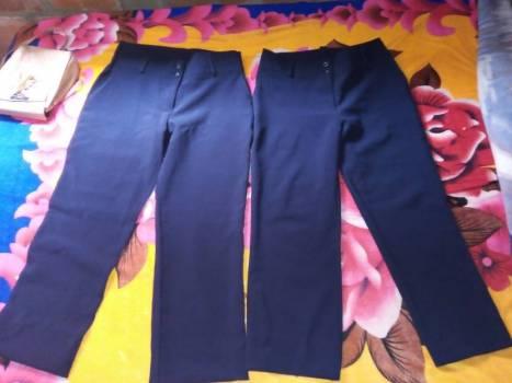 Foto Carousel Producto: Duo de pantalones de tela GoTrendier