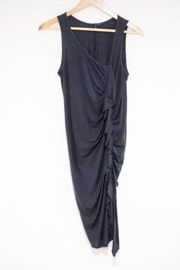 Foto Carousel Producto: Vestido con recogido GoTrendier