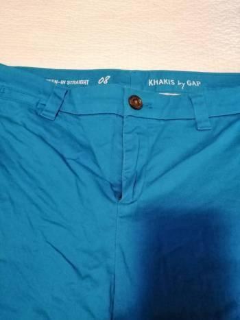 Foto Carousel Producto: Pantalón azul GoTrendier
