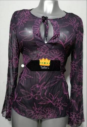 Foto Carousel Producto: Blusa  RAG GED GoTrendier
