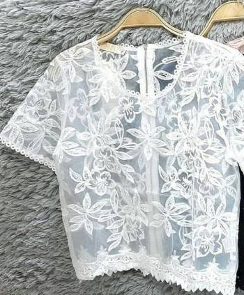 Foto Carousel Producto: Blusas en transparencia GoTrendier