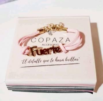 Foto Carousel Producto: Pulsera Fuerte GoTrendier