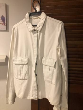 Foto Carousel Producto: Camisa silver blank GoTrendier