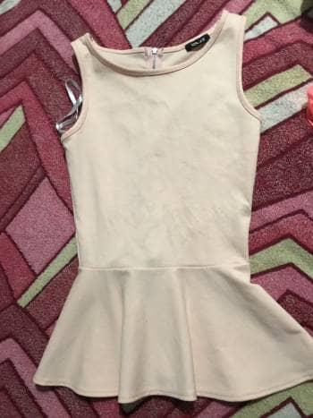 Foto Carousel Producto: Blusa rosada pastel GoTrendier
