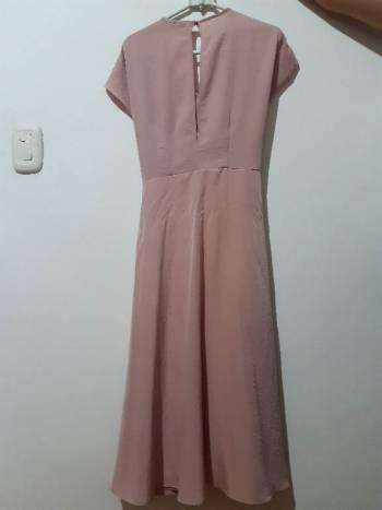 Foto Carousel Producto: Vestido Palo Rosa RAGGED GoTrendier