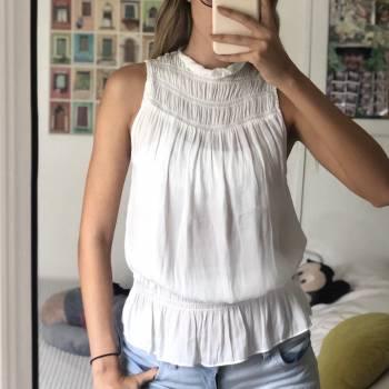 Foto Carousel Producto: Blusa blanca  GoTrendier