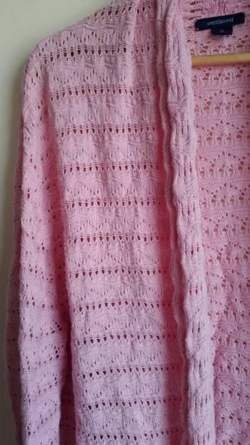 Foto Carousel Producto: Saco de puntas rosa GoTrendier