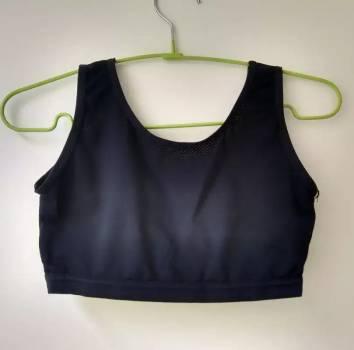 Foto Carousel Producto: Top deportivo Nuevo color Negro GoTrendier