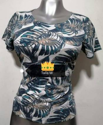 Foto Carousel Producto: Camiseta pacifika GoTrendier