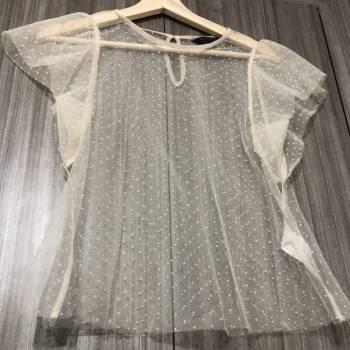 Foto Carousel Producto: Blusa transparente  GoTrendier