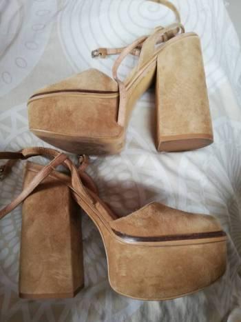 Foto Carousel Producto: Hermosos zapatos plataforma GoTrendier