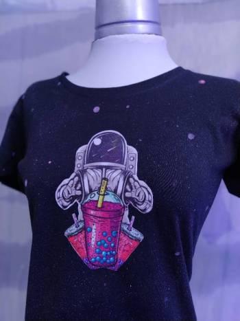 Foto Carousel Producto: Camiseta astronauta GoTrendier