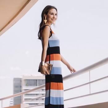 Foto Carousel Producto:  Vestido Pepa Pombo  GoTrendier