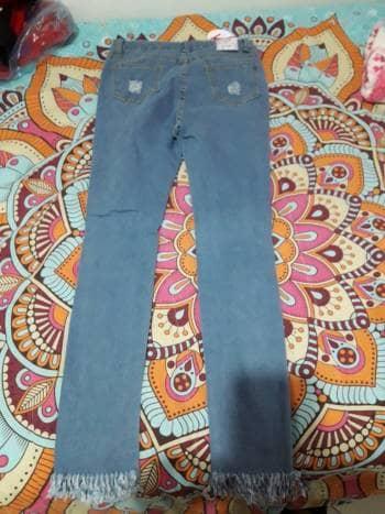 Foto Carousel Producto: Jeans tiro alto GoTrendier