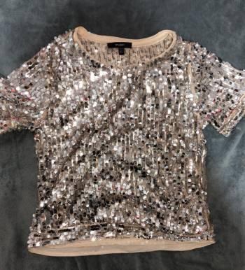 Foto Carousel Producto: Camisa dorada GoTrendier