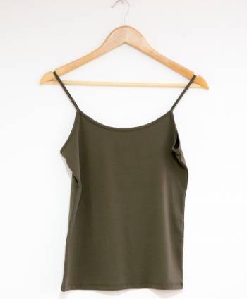 Foto Carousel Producto: Blusa verde militar GoTrendier