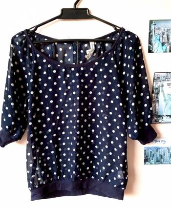 Foto Carousel Producto: Blusa pin up  GoTrendier