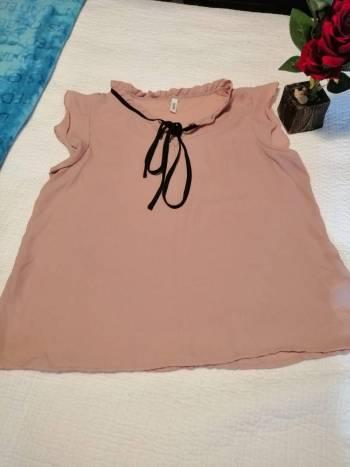 Foto Carousel Producto: Blusa color guayaba  GoTrendier