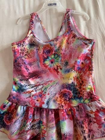 Foto Carousel Producto: Blusa flores rosa GoTrendier
