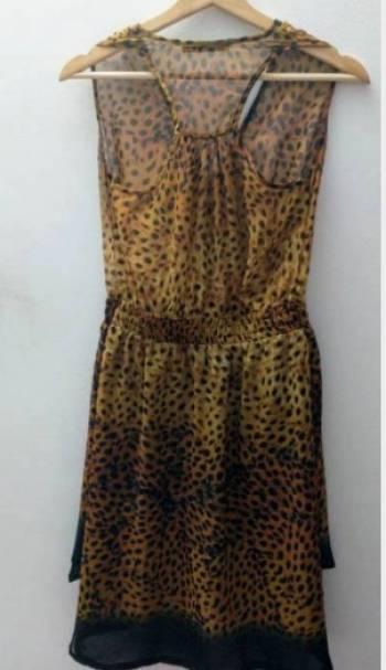 Foto Carousel Producto: Vestido Animal Print GoTrendier