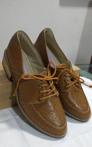 Foto Carousel Producto: Lindos Zapatos Color Miel Nuevos GoTrendier
