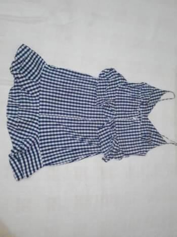 Foto Carousel Producto: Vestido cuadros GoTrendier