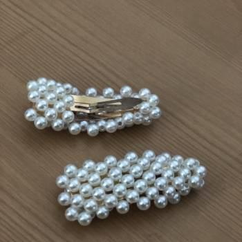 Foto Carousel Producto: Ganchos de perlas  GoTrendier