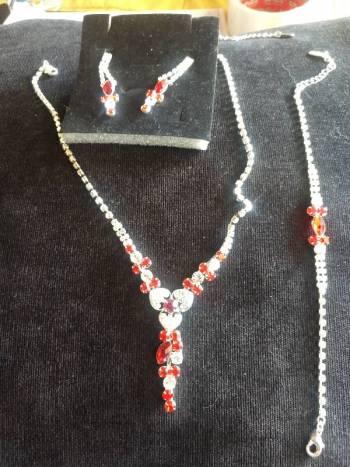 Foto Carousel Producto: Collar juego de anillo manilla  GoTrendier