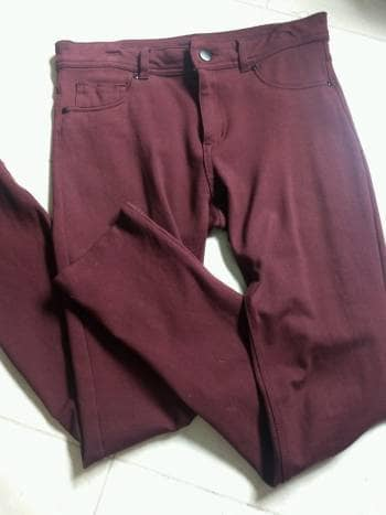 Foto Carousel Producto: Pantalon vinotinto GoTrendier