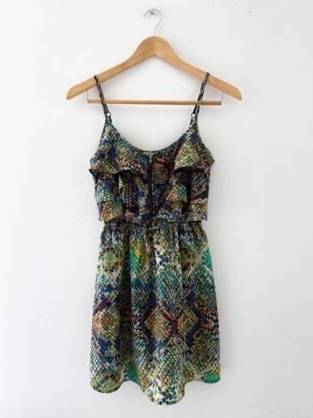 Foto Carousel Producto: Vestido de piton  GoTrendier