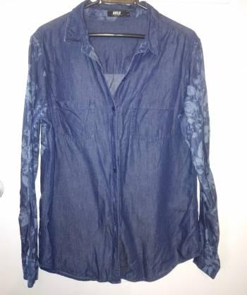 Foto Carousel Producto: Camisa azul. GoTrendier