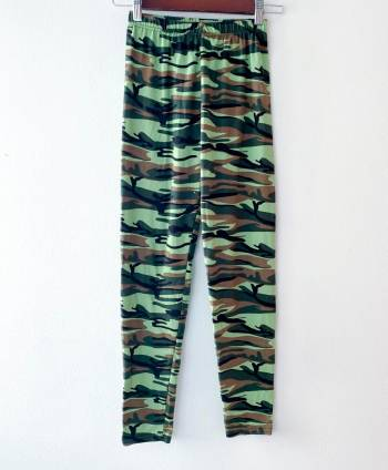 Foto Carousel Producto: Legging camuflado GoTrendier
