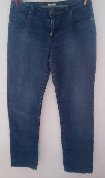 Foto Carousel Producto: JEANS AZUL OSCURO GoTrendier