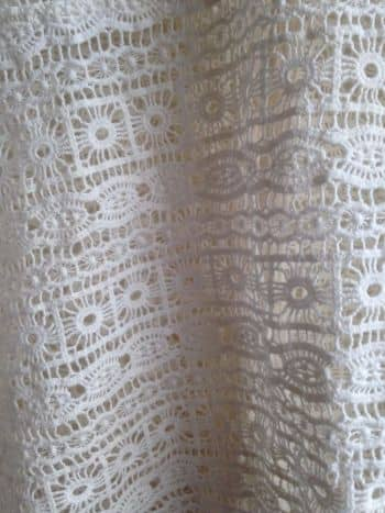 Foto Carousel Producto: Camisa encaje blanco GoTrendier