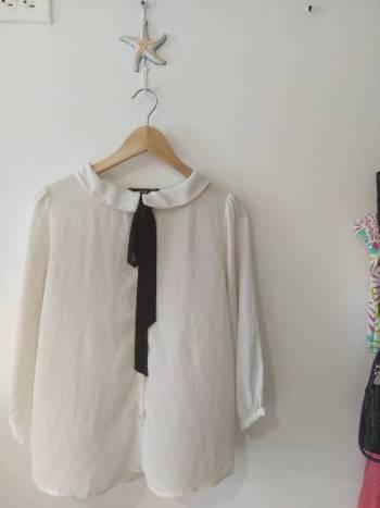 Foto Carousel Producto: Blusa cuello  GoTrendier