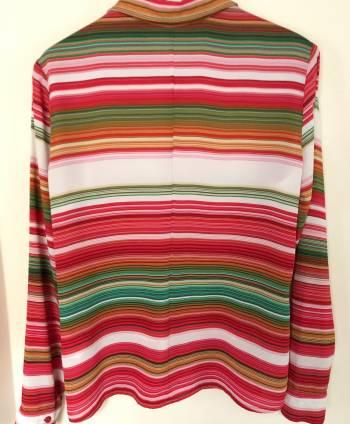 Foto Carousel Producto: Blusa con rayas de colores! GoTrendier