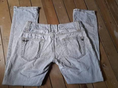Foto Carousel Producto: Jeans de tennis azul claro GoTrendier