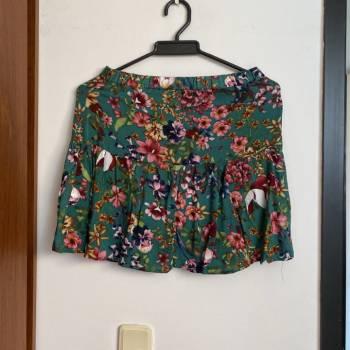 Foto Carousel Producto: Falda de flores  GoTrendier