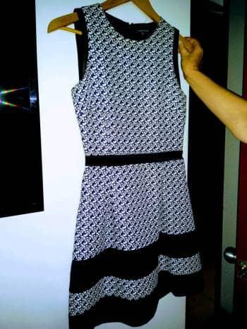 Foto Carousel Producto: Vestido Warehouse azul GoTrendier