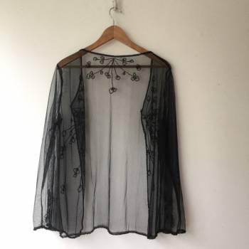 Foto Carousel Producto: Saco negro/suavito GoTrendier