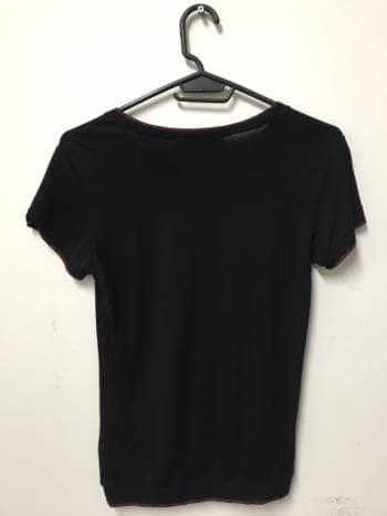 Foto Carousel Producto: Camisa negra GoTrendier