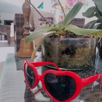 Foto Carousel Producto: Gafas Nuevas de corazon rojas GoTrendier