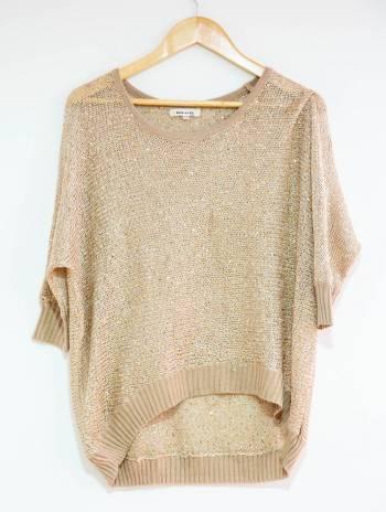 Foto Carousel Producto: Suéter con lentejuelas GoTrendier