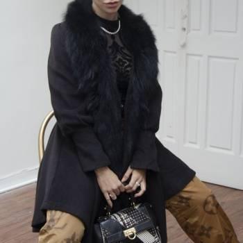 Foto Carousel Producto: Abrigo piel Racoon GoTrendier