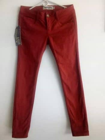 Foto Carousel Producto: Pantalón color ladrillo GoTrendier